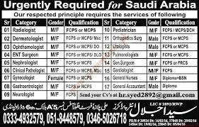 Clinical Assistant Jobs Radiologist Dermatologist Nephrologist Clinical Pathologist And