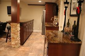basement remodel kansas city. Delighful City Basement Remodeling Kansas City Remodel Bar With Half  Kitchen Wine Fridge To R