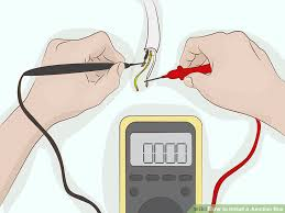 how to install a junction box 13 steps (with pictures) wikihow what is a junction box used for at Junction Box Wiring