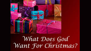 What Does God Want For Christmas & Christmas Musical - YouTube