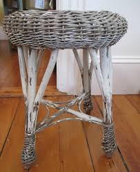 painting rattan furniturePainted Wicker Garden Chair