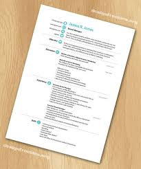Free Simple Resume Best Of Free InDesign Resume Cv Template 24 Httpwwwdesignfreebiesorg