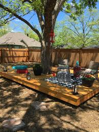 Floating Deck Designs Floating Deck Around A Tree Landscapearoundtrees In 2019