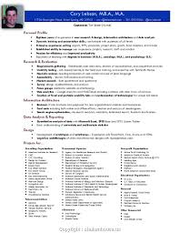 Unique Resume Sample For Manager Position Resume Examples For