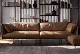 Brilliant Comfy Leather Couches Sofa And 1000 Images About Domingos Inside Impressive Ideas