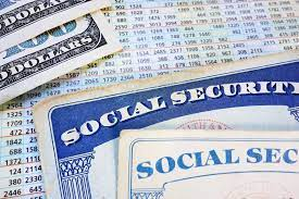 The Average Social Security Benefit Is ...