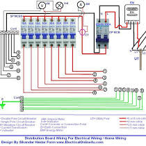 phase rcd wiring diagram image wiring diagram how to wire a 4 pole rcd circuit breaker for 3 phase 4 wire system on