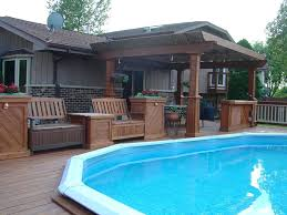 decks around above ground pools decks for above ground pools spaces traditional with none decks for decks around above ground pools