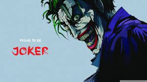 Joker Ultra Hd Desktop Background Wallpaper For 4k Uhd Tv