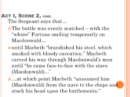 macbeth analysis of acts  4