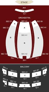 Orpheum Boston Seating Chart Orpheum Theater Phoenix Az Seating Chart Stage