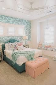 Turquoise And Coral Bedroom For Modern House Best Of 549 Best Girl S Bedroom  Images On