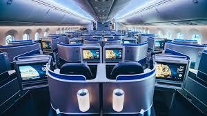 Business Class Seat Guide Business Traveller