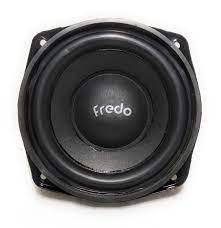 FREDO 5.25 Inch Subwoofer/4 Ohms/Nominal Power 70 Watts/Spike Power  Tolerance 350 Watts/1 Piece/Classic Black- Buy Online in India at  Desertcart - 237553740.