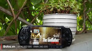 Máy chơi game 4 nút cầm tay PSP 3000 likenew chính hãng giá rẻ tại HCM