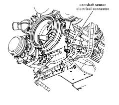 2007 chevy avalanche ltz the camshaft position sensor flex fuel Taurus Camshaft Position Sensor Wiring Taurus Camshaft Position Sensor Wiring #56 Replace Camshaft Position Sensor