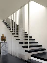 House Railings Interior Wood Glass Railing For Stairs With Modern Stair