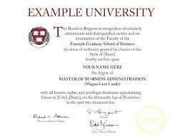 University Certificate Template Free Vector College Degree Templates