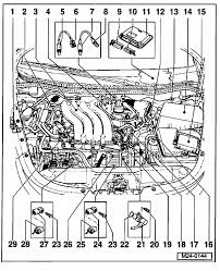 2000 vw engine diagram wiring all about wiring diagram 2000 vw jetta 2.0 engine diagram at 2003 Vw Jetta Engine Diagram