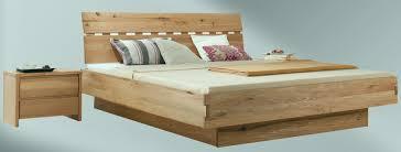 Bett Holz Massiv Schick Schlafzimmer Holz Massiv Wildeiche Schrank