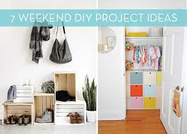7 Weekend DIY Project Ideas