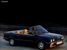 Images of BMW 325i Cabrio (E30) 1985–93 (1024x768)