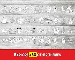 Free interactive exercises to practice online or download as pdf to print. Computer Technology 20 Preschool Coloring Pages Pdf Digital Download A4 20 Pages And 20 Mazes To Print Amyprintables