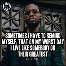 Meek Mill Quotes Stunning Meek Mill's Net Worth In 48 Wealthy Gorilla