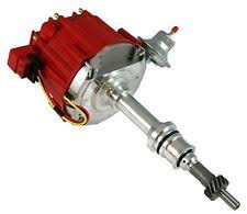 ford 302 ignition small block ford 260 289 302 complete hei distributor red cap 65k ignition coil