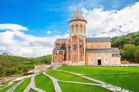 Картинки по запросу восточная Грузия - Бодбе - женский монастырь