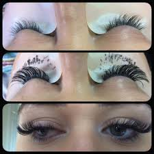 Best Light For Eyelash Extensions Mink And Volume Russian Volume Lash Extensions Beauty