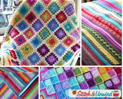 Crochet Blankets Patterns