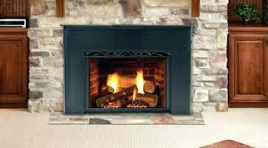 gas log fireplace kit blower hearth ideas sets home depot