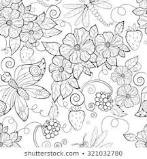 Coloring Pages Abstract Images Stock Photos Vectors Shutterstock