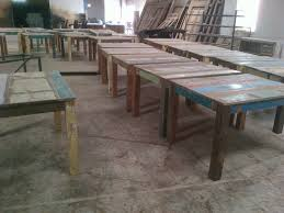 best reclaimed timber dining table reclaimed wooden dining tables sydney tennsat