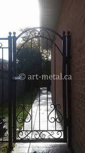 metal fence gate. Perfect Metal Fence Gate To Metal