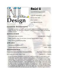Interior Designer Resume Sample Interior Design Resume Interior Design Resume Interior Design Resume 30