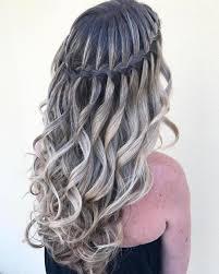 Hairstyle Waterfall 40 flowing waterfall braid styles waterfall braid tutorial and 5624 by stevesalt.us