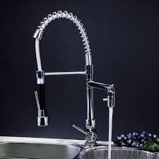Rohl Pull Out Kitchen Faucet Extraordinary Kitchen Home Interior Design Inspiration Presenting