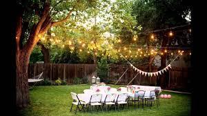 Backyard Weddings On A Budget Youtube Wedding Ideas Simple For Summer  Reception
