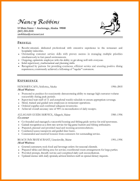 Hospitality Assistant Sample Resume Hotel Manageresume Samples Managementesumes Trainer Andeservation 9