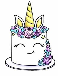 Draw A Cake Draw Birthday Cake Images 488websitedesigncom