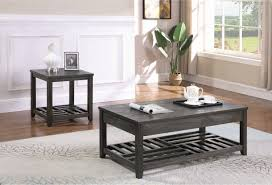 For deeper storage, look for a coffee table with storage. Lift Top Coffee Table With Storage Cavities Grey Coaster F