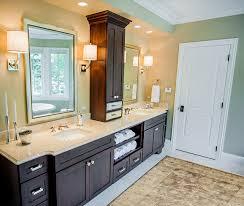Entrancing 10 Custom Bathroom Double Vanities Design Inspiration Of