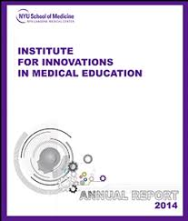 Institute For Innovations In Medical Education Digital Press