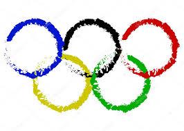 Resultado de imagen de aros olímpicos