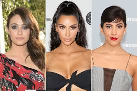 emmy rossum and stephanie beatriz call out kim kardashian for bragging about weighing 119 lbs