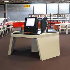 office library furniture. Plain Library Book Trolleys  RFID Product Menu Image Intended Office Library Furniture