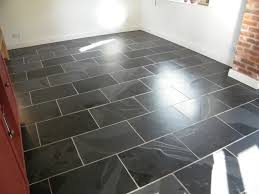 Kitchen Slate Floor Black Slate Kitchen Floor Stripping Cleaning And Sealing In Ridley