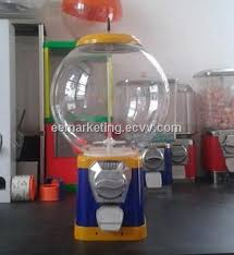 Coin Operated Candy Vending Machine Amazing Candy Dispenser Gumball Vending Machine Toy Vending Machine Coin